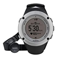 Suunto Ambit2 GPS/HR Outdoor Activity Sport Watch - Silver - SS019651000