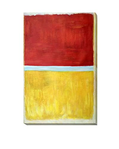 "Mark Rothko ""Untitled, 1952"" Gallery-Wrapped Oil Reproduction"