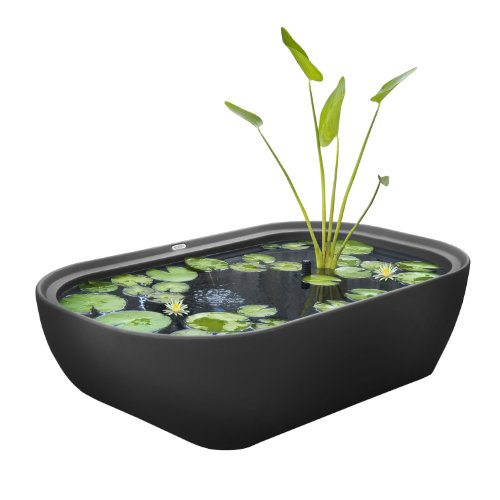 Garden365 Water Feature Planter Kit, Graphite