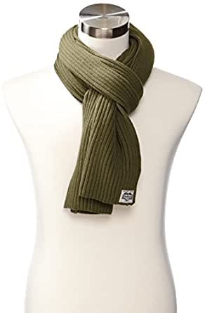 Carhartt Men's Series 1889 Knit Scarf,Canyon Brown (Closeout),One Size