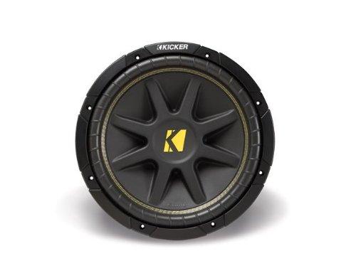 """Kicker 10 C12D 4-Ohm 12"""" Comp Series Subwoofer"""