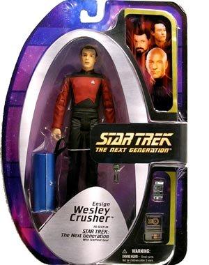 Diamond Select Toys Star Trek The Next Generation Series 4 Action Figure Wesley Crusher [Season 4]