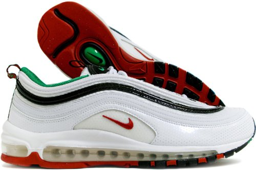 Air Max 97 White Red