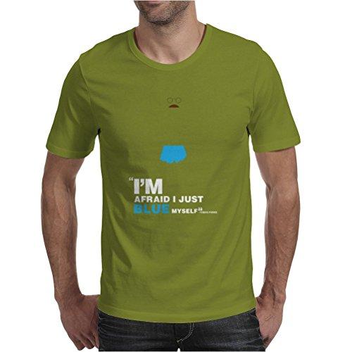Tobias Funke Mens T-Shirt Olive / X-Large