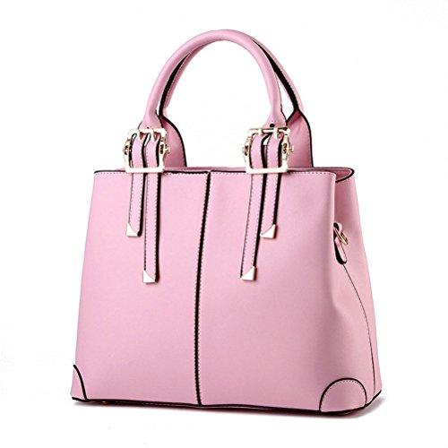 la-borsa-a-mano-donna-nero-rosa