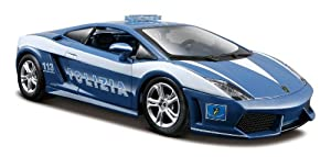 maisto Lamborghini Gallardo LP 560-5 Police 1/24 at Sears.com