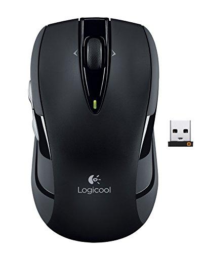 ロジクール ワイヤレスマウス m545 ブラック M545BK