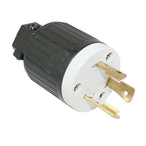 30 amp twist lock wiring 50 amp twist lock wire diagram superior electric yga017 twist lock electrical plug 3 wire ...