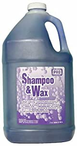 #1 Car Wash 1 Step, Shampoo & Wax, just wash, rinse & dry ! Commercial Grade 1Gal/128Oz Enough for 40+ cars! FREE 50 STATE PRIORITY SHIPPING from Pro Wax