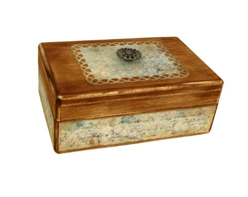 Walnut Hollow 1253OP Wood Box, Roomy