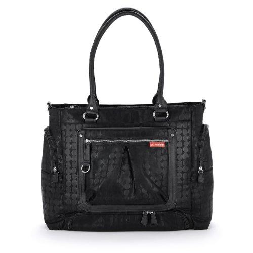 Skip Hop Lady Bento Diaper Bag, Black front-17725