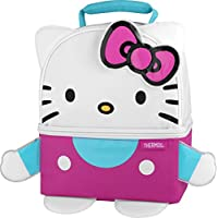 Thermos Novelty Lunch Kit (Hello Kitty Figure)