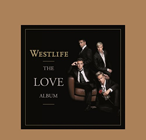 Westlife - The Love Album [k2 Hd Audiophile Master} - Zortam Music