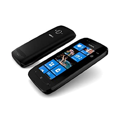 Nokia Lumia 710 (Black)