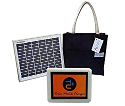 Technology Uncorked Solar Charger for Mobile,Power Bank and Tablet
