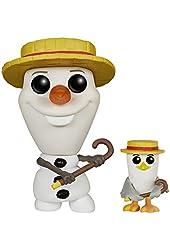 Funko POP Disney: Frozen - New Pose Olaf -2015 SDCC Exclusive Action Figure