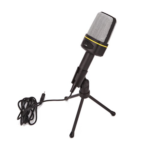 Hde Podcast Home Recording Stand Alone Desktop Microphone Speech Voice