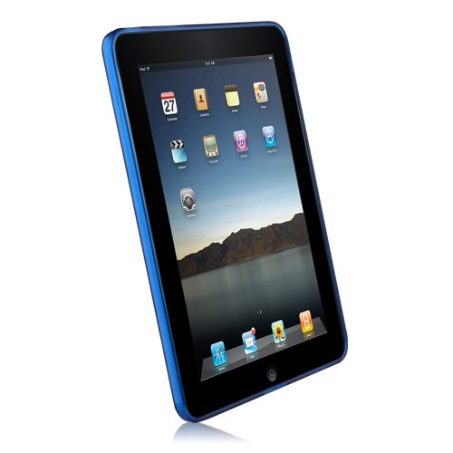 Hypercel TPU Cover for Apple iPad - Translucent