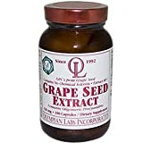 Olympian Labs Inc., Grape Seed Extract, 120 mg, 100 Capsules