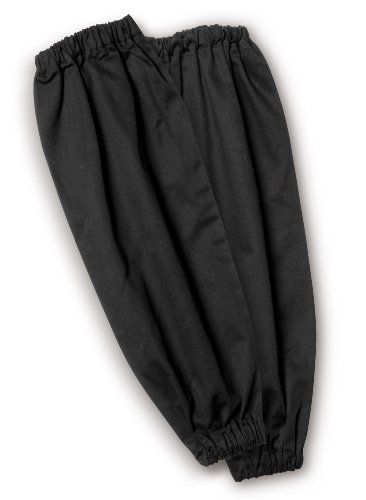 Fantastic Deal! Hobart 770570 Flame Retardant Cotton Welding Sleeves - One Size Fits All