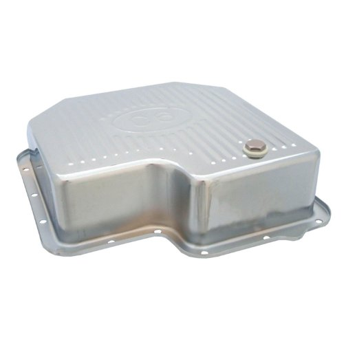 Spectre Performance 5464 Chrome Extra Capacity Transmission Pan Ford C6 (Ford C6 compare prices)