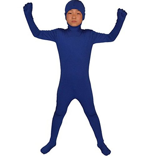 Fancy Dress Store Boys Open Eyes Full Body Spandex Lycra Halloween Costume