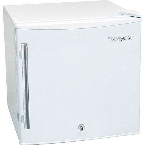 EdgeStar 1.1 Cu. Ft. Medical Freezer with Lock – White