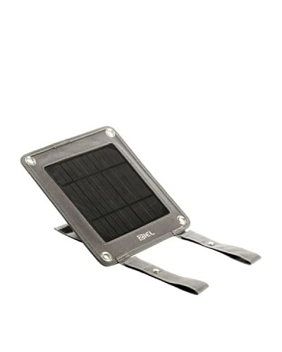 Ziel Cargador Solar Hike 550205 Plateado