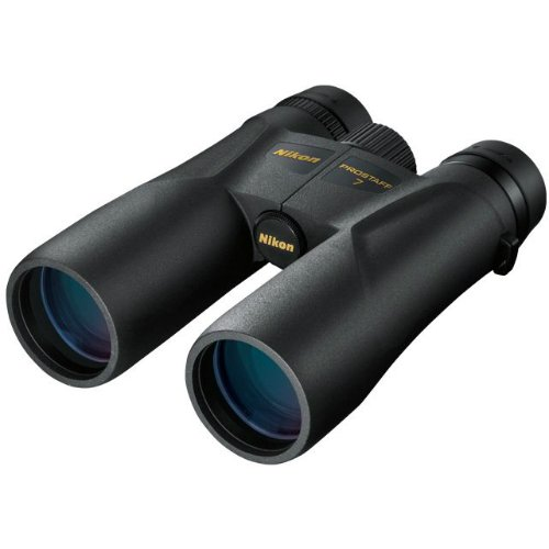 Nikon 7538 Prostaff 7 Binoculars 10 X 42 Waterproof W/ Neckstrap And Soft Case