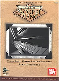 Review Mel Bay Old Time Gospel Piano