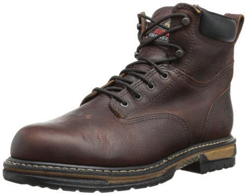 Rocky Men's Iron Clad Six Inch Work Boot