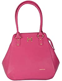 Hunar India Hot Pink Octa Bag