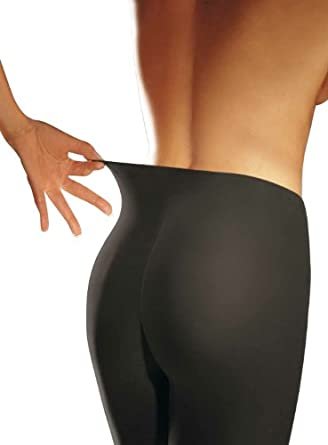 Waist Hipster Pantyhose/Tights: Opaque Black Tights Hipster: Clothing