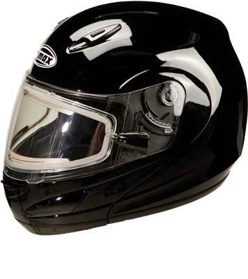 G-Max Gm44S Modular Motorcycle Helmet With Electric Shield Black Xxxl 3Xl G6244119