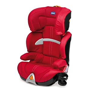 Chicco Oasys 2/3 Car Seat (Fire)