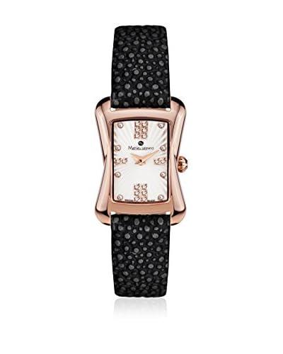Mathieu Legrand Uhr mit schweizer Quarzuhrwerk Woman Mlg-2001D Papillon 22 mm