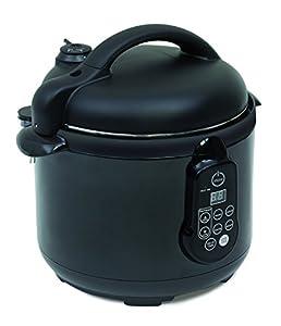 IMUSA, A417-82501, Electric Pressure Cooker, 5-Quart