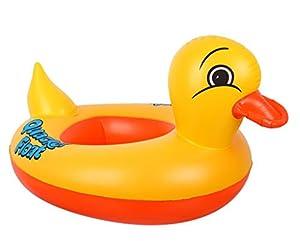 babyboot schwimmsitz schwimmreifen ente spielzeug. Black Bedroom Furniture Sets. Home Design Ideas