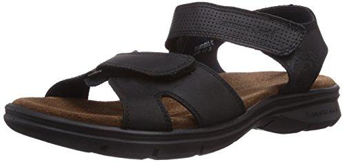 Panama Jack - Sanders, sandali aperti uomo, color Nero (Black), talla 47