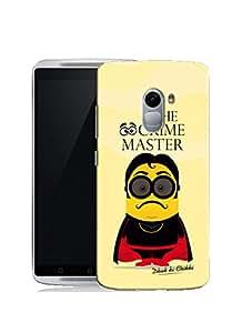 Kaira brand Designer Back Case Cover for Lenovo K4 Note (Crimemastergogo)