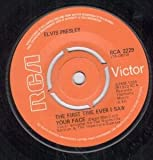 Elvis Presley Elvis Presley - An American Trilogy / The First Time Ever I Saw Your Face - RCA Victor - 74-0672