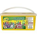 Crayola Ultimate Crayon Bucket 200 Crayons