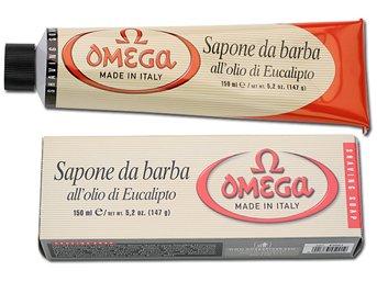 Omega euclyptus Rasatura Crema Tubo