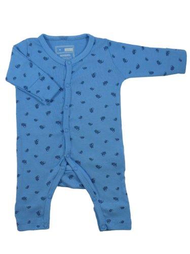 Name It Wonder Preborn Boys Bodysuit - Baby Blue - Size 44