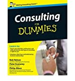 img - for [(Consulting For Dummies )] [Author: Bob Nelson] [Jan-2012] book / textbook / text book