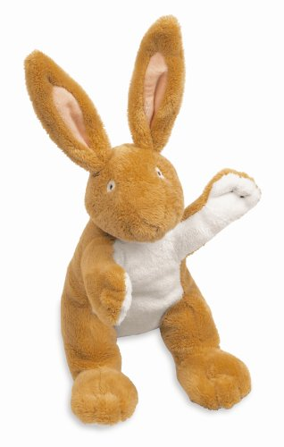 41tK00rk%2B5L Kids Preferred Nutbrown Hare Bean Bag Toy