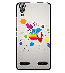djipex DIGITAL PRINTED BACK COVER FOR LENOVO A6000