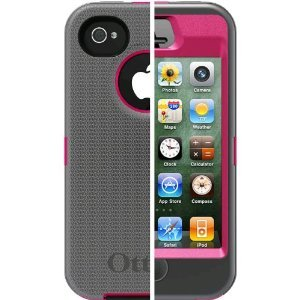 OtterBox Defender Case for iPhone 4S
