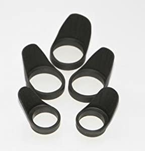 Field Optics Eyeshield Winged Eyecups Triple Back, 1-Spotting Scope, 1-Standard Binoculars Pair and 1-Compact Pair