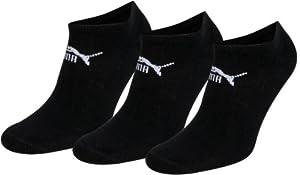 Puma Sneaker Invisible Sneaker - Black, EU39-42